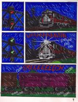 Twilight Sparkle and the Big City Page 9 by newyorkx3