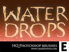 HQ Water Drop PS Brushes - E by Grasycho