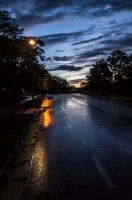Slippery Road by thisislaw