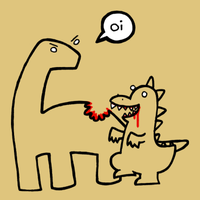 Dino Chomp by DrSalt