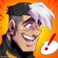 Shiro Giveaway icon: Excited/Delighted by zillabean
