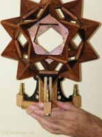 Steampunk Geometric Detail by RNDmodels