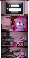 Ask Pink Pony #27 by Dirgenesis