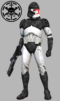 228th Black Ops Clone Trooper by PD-Black-Dragon