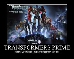 TF: Prime Review by Mr-Wolfman-Thomas