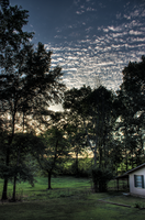 Back Yard HDR by IDR-DoMiNo