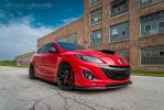 Cleanest Mazdaspeed3 in Wisco by breanna-rae