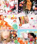 Purikura wannabe for Mari by colored-doll