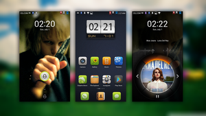 Miui OneX by kingdomsephiroth