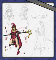 Alliance Magician: reference sheet by Els-e