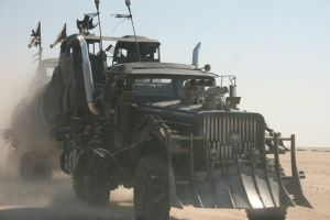 Mad Max 4 Fury Road Furiosa's War Rig 3 by MALTIAN