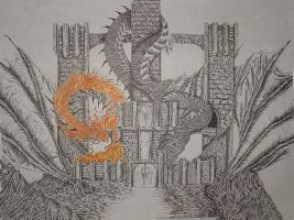 The Seige of the Hydra by WretchedSpawn2012