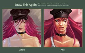 Poison remake by victter-le-fou