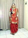 Another Saree India Style by seawaterwitch