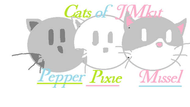 Cats of JMkit by AliceandTails