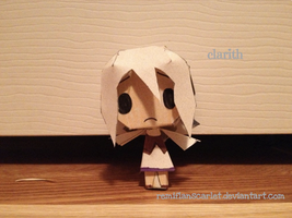 EC Papercrafts - Clarith by RemiFlanScarlet