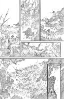 WoW Curse of the Worgen 5 pg10 by LudoLullabi