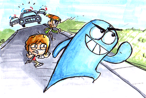 What would Bloo do? by Zakeno