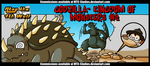 AT4W: Godzilla- Kingdom of Monsters #2 by MTC-Studios
