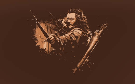 Bard the Bowman by byWizards