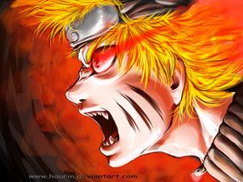 Naruto : My fire of your death by Haurin