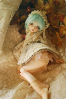 BJD - Salomon 2 by Strawberryresin