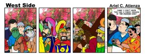 Holy week art theme 1 by ArtistsDen
