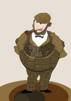 tweed day by puppetofgod