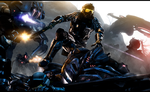 The Crysis by TakeOFFFLy