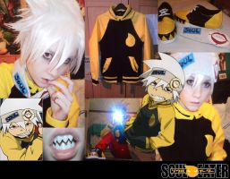 Soul Eater Cosplay by Dahlia-Ruin