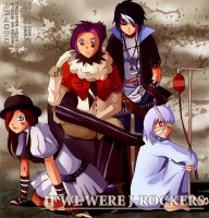 If we were J-rockers by powerswithin