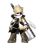 [Elsword] Lord Knight costume by Elphin-Zephyr