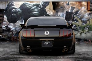 Mustang GT by lovelife81