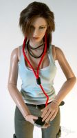 Custom Tomb Raider 9 (2013) - Clean 01 by Laragwen
