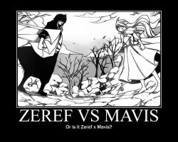 FT: Zeref vs Mavis by Lone-wolf74