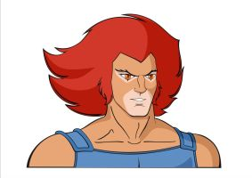 Thundercats - Lion - Lion-O by Gugaaa