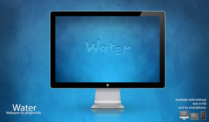 Water Wallpaper by g00glen00b
