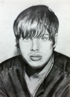 Mark Foster by CharcoalMonkey21