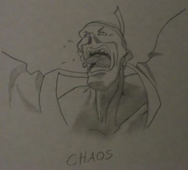 Chaos by IronCobraAM