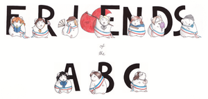 Les Hamsters de l'ABC by PiippaB