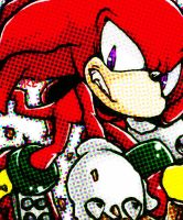 Knuckles 2 by riku-dou