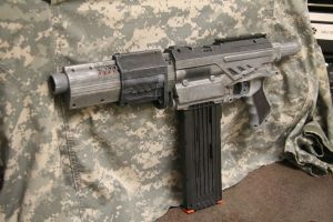 Halo Style NERF Alpha Trooper by JohnsonArms