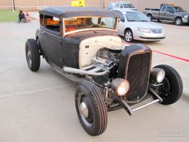 Ford Model A Rat Rod by element321