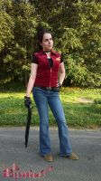 Claire Redfield RE:DC cosplay IV by Rejiclad