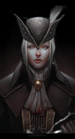 lady maria by TheFearMaster