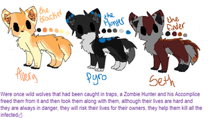 The Infected Hunters by TwistedSpiritsx