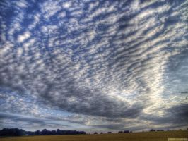 Clouds, again...II by digitalminded