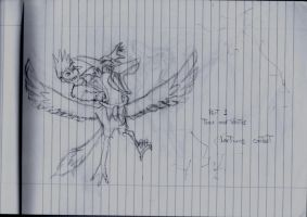 Loftwings Contest Drawing Sketch Part 1 by ReshiDaVanci