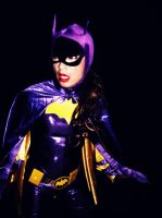 66 Batgirl Cosplay - Bad Move by ozbattlechick