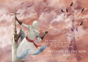 Assassin's Creed: Unity - Welcome to the new age by LawlietteRyu